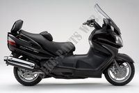 * PHOTOGRAPHIE DE COULEUR AN650AK8 2 of 2 * voor Suzuki BURGMAN 650 2006